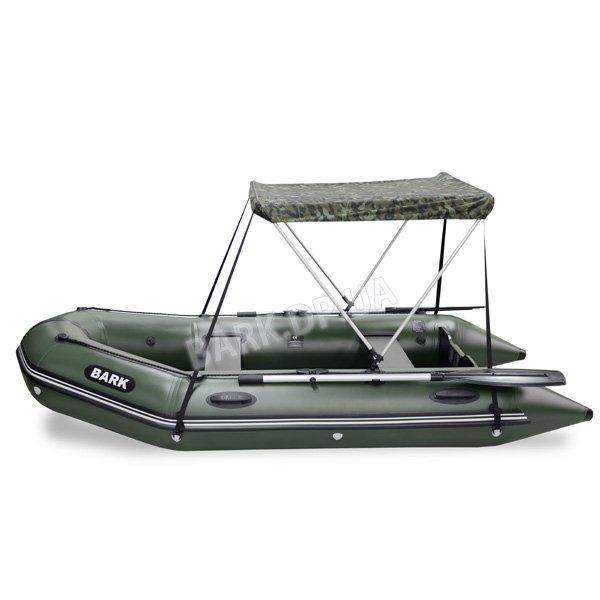 тент для лодки пвх барк