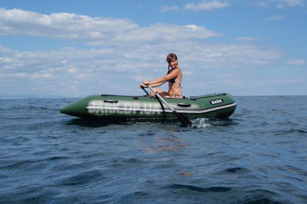 правила выхода в море на резиновой лодке в крыму