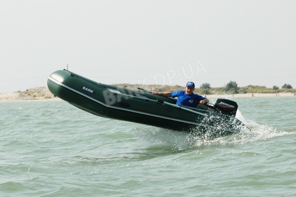 резиновые лодки под мотор барк