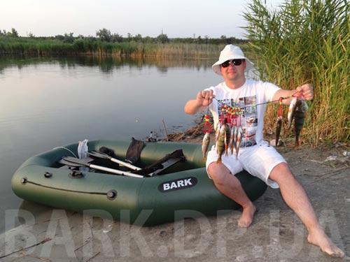 какие есть рыбацкие лодки
